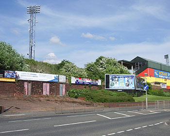 Albion Rovers Photo
