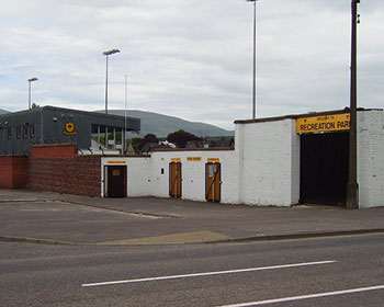 Alloa Athletic Photo