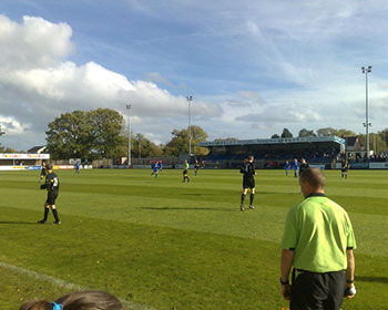 Dungannon Swifts Photo
