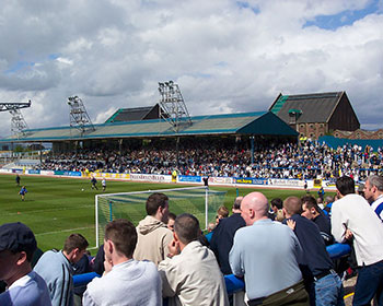 Greenock Morton Photo