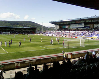 Inverness Caledonian Thistle Photo
