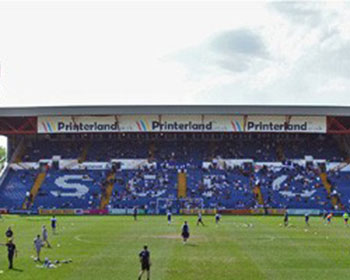 Footballers | Where Are They Now? | Stockport County