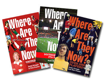 Where Are They Now Book Covers